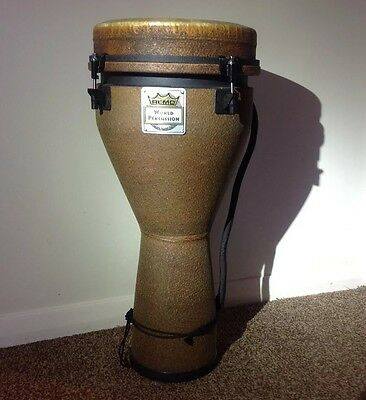 Remo Earth Djembe 10 Inch Mint Condition