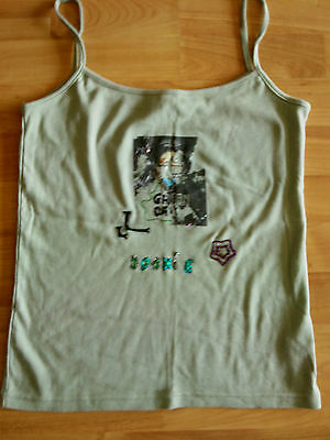 GREEN DAY DOOKIE VEST TOP  Home made 10 12 14