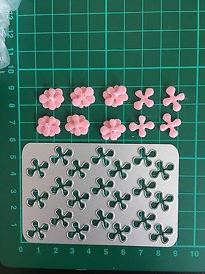 Flower Cutting Die Suit for Sizzix Spellbinders ect. Machine