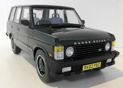 LS Collectibles 1/18 Scale Range Rover 1986 Series 1 Green Resin Model Car
