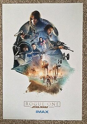 Star Wars Rogue One IMAX Poster 1 of 3