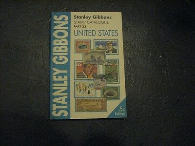 Stanley Gibbons United States Stamp Catalogue