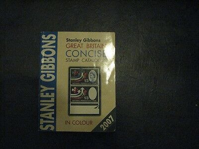 Stanley Gibbons Concise stamp catalogue