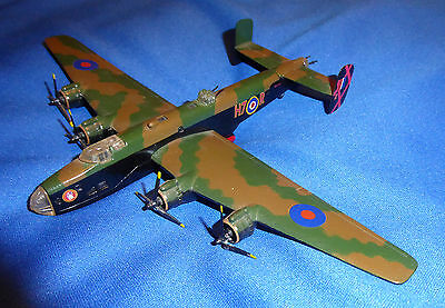 Atlas Handley Page Halifax. H7-R.Free French