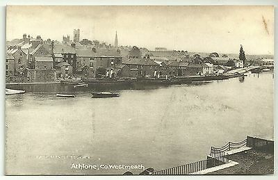 Ireland Co Westmeath  postcard Athlone