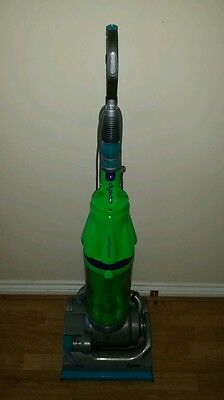 Dyson DC07 upright vacuum cleaner with tools and new filters