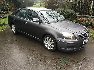 Toyota Avensis 2.0D-4D 2007MY T2