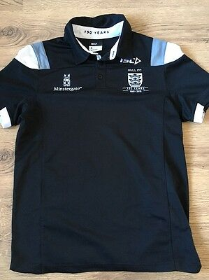 Hull Fc Polo Shirt Size Small Good Condition .