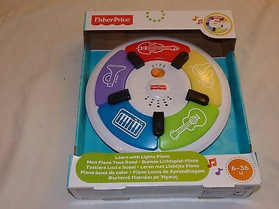 Mon piano tout rond FIsher-Price NEUF musicale