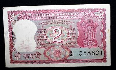 India Republic Two Rupees Packet Of 100 Notes Signed By S Jaganathan Rare .