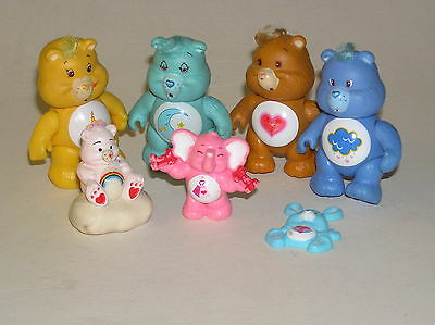 Care Bears Collection - vintage 1980s