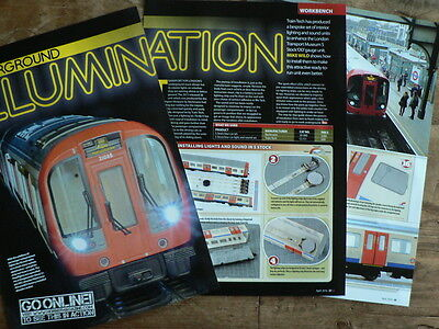 Installing lights and sound in Bachmann S stock - Hornby magazine article