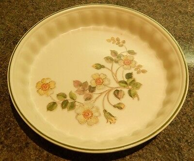 """Marks and Spencer """"Autumn Leaves"""" stoneware flan case"""