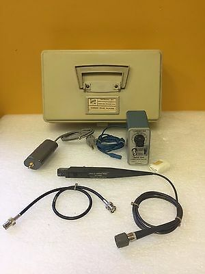 Tektronix P6021, 120 Hz to 60 MHz, 125 Turn, 600 V, Current Probe + Accessories!