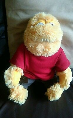 Honey Monster feed the fun soft toy excellent condition
