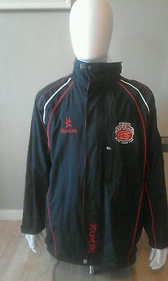 Leigh Centurions Rugby League jacket Size Small Excellent Condition