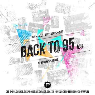 Back to 95 Vol. 3 - Download or CD