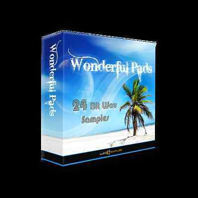 Wonderful Pads -19 complete sets of Pads that will help you create unique music