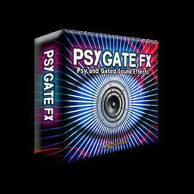 Psygate FX Apple Loops/ AIFF (24Bit) - electronic music, trance and psy trance