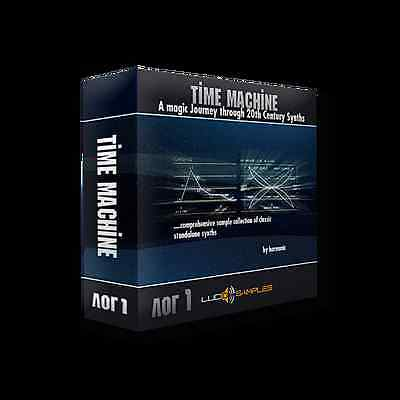 Time Machine Vol.1 -Sample Collection of Classic Standalone Vintage Synths