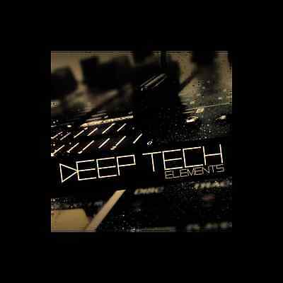 Deep Tech Elements - underground explosion of EDM sounds - download or CD