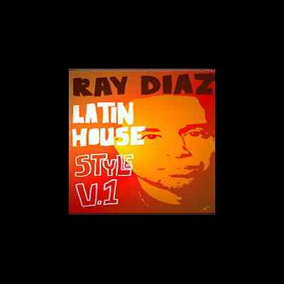 Ray Diaz Latin House Tools - 700 MB collection of 1290 royalty free samples