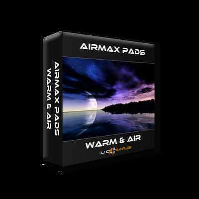 Airmax Pads [Virus Ti Soundset] - Warm Air Pads, Chill Pads- Download or CD