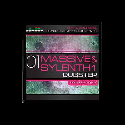 Massive & Sylenth - Dubstep Off the Scale - NI MASSIVE & SYLENTH1 presets