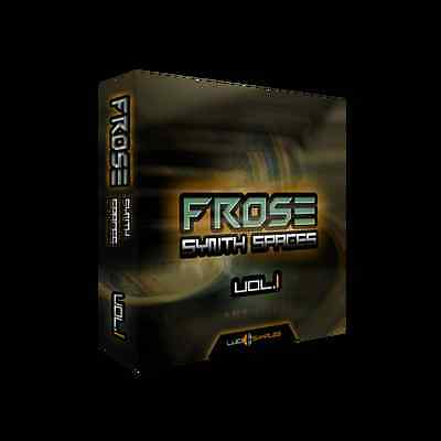 Frose Synth Spaces Vol. 1 - large volume of experimental, modulated sounds