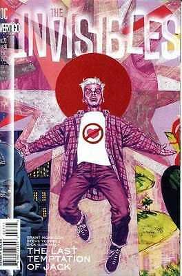 Invisibles (1994 series) #23 in Near Mint + condition. FREE bag/board