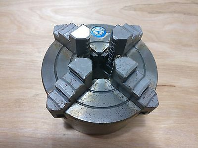 "4 Jaw 4"" Inch 100mm Independent Lathe Chuck"