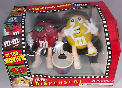 M&Ms Dispenser - At The Movies - Chase Black Couch
