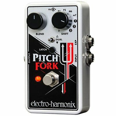 Electro-Harmonix Pitch Fork Octave Pedal