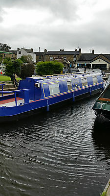 40 Foot stern Cruiser canal narrow boat