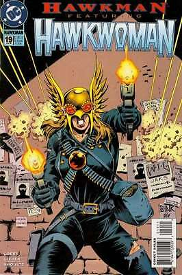 Hawkman (1993 series) #19 in Near Mint + condition. FREE bag/board