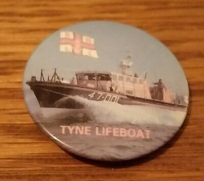 RNLI Lifeboat Badges