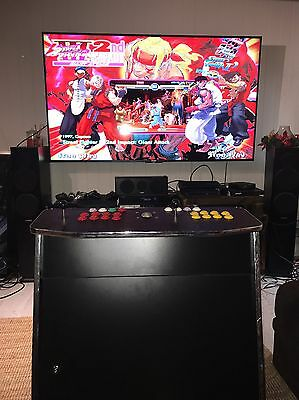 Arcade machine Portable With 2TB Hyperspin Setup 30,000+ Games