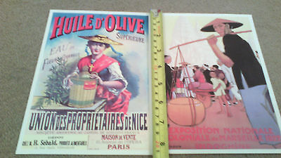 Advertising  Postcards  -  French