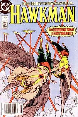 Hawkman (1986 series) #1 in Near Mint condition. FREE bag/board