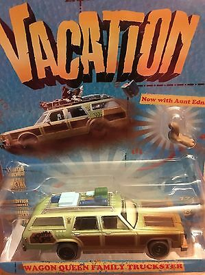 Greenlight  HOLLYWOOD National Lampoon's Vacation Family Truckster w/ Aunt Edna