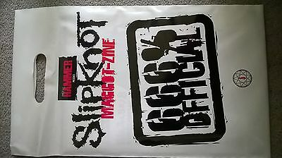 Slipknot Maggot-zine Sealed. 666% official. Metal Hammer, Iowa.