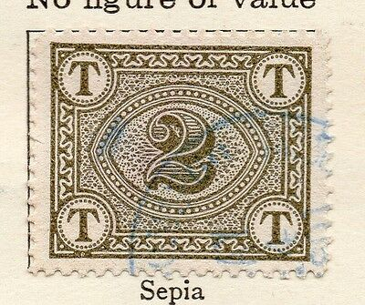 Dominican Republic 1904 Early Issue Fine Used 2c. Optd 121912