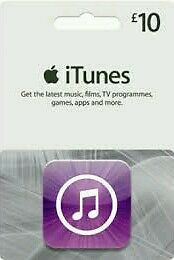 iTunes Gift Voucher Gift Card £5 Off Coupon