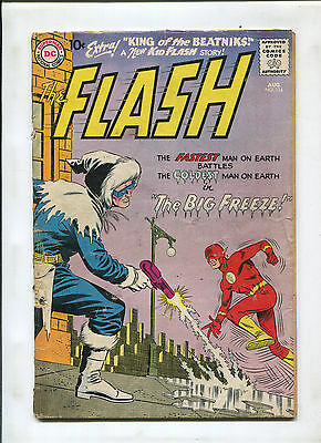 The Flash #114 (2.0) Captain Cold Appearance