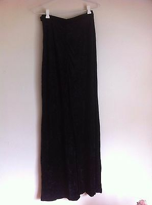 Vintage country rd velvet pants high waisted