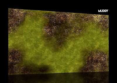 Wargaming Battle Mats - Assorted sizes and designs