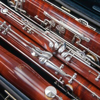 Beautiful Fox 201 Professional Wood Bassoon-Gorgeous 1997 Production, Great Cond