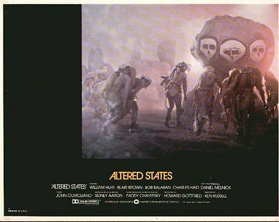 Altered States 11x14 Lobby Card #