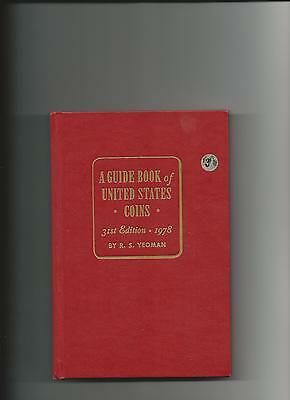 1978 RED BOOK 31ST EDITION by R.S. YEOMAN