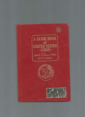 1990 RED BOOK 43RD EDITION by R.S. YEOMAN